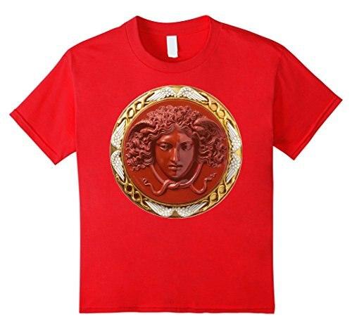 Medusa head tshirt greek mythology monster 3d men hot cheap short sleeve male t-shirts t shirt hipster cool o neck tops-2