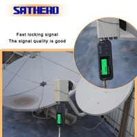 Sathero SH-100HD DVB-S2 High Definition digital Satellite Finder Portable satelite finder meters free sat programs