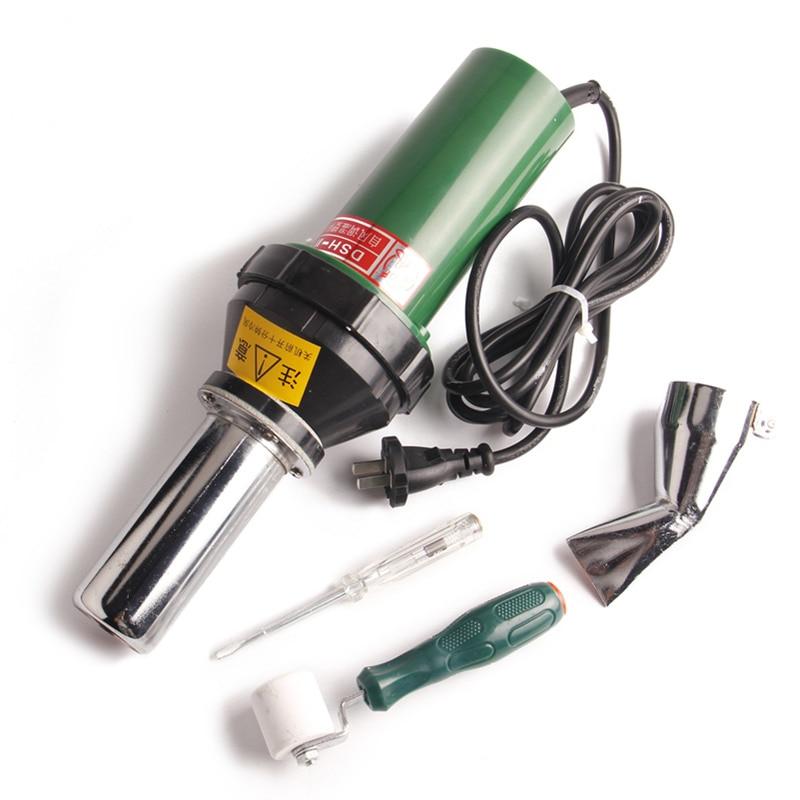 Welding PVC Hot Air Plastic Welder Torch Auto Parts Supply PP Plastic Hot Air Gun 2000W Ferramentas Manuais