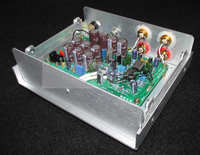 MM Phono Stage Amplifier Moving Magnet Attenuated Negative Feedback For LP Phono Ceramic Seal XP5532 HIFI