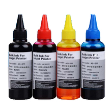 400ML Refill Ink kit Universal for Epson Canon HP Brother Lexmark DELL Kodak Inkjet Printer CISS Cartridge Printer Ink 4 PCS(China (Mainland))