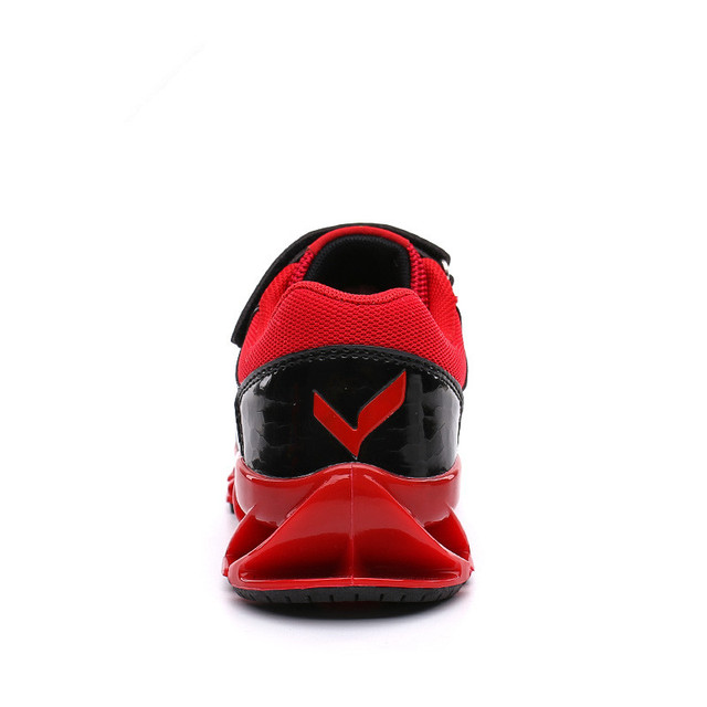 High Quality Brand Sneakers for Boy Casual Children Shoes Red Bottom Running Trainers Women's Sport Krasovki for Girls 2017
