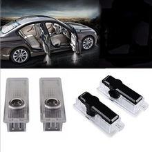 1 пара светодиодный проектор для автомобильных дверей 2 шт/компл