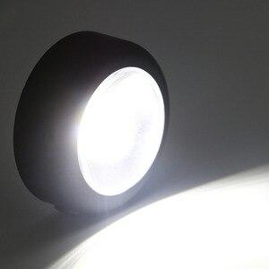 Image 2 - Lekka kieszonkowa poręczna latarka przenośna Mini lampa wisząca namiotowa latarnie wodoodporne do awaryjnych przerw w oświetleniu magnetycznym