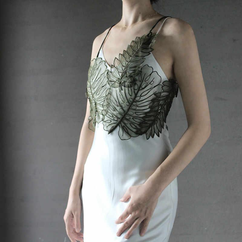 Sexy Ougen Yuan Crop Top Womens Zomer Groen Bralette Brassier Tops Backless Hemdje Strap V-hals Tank Top