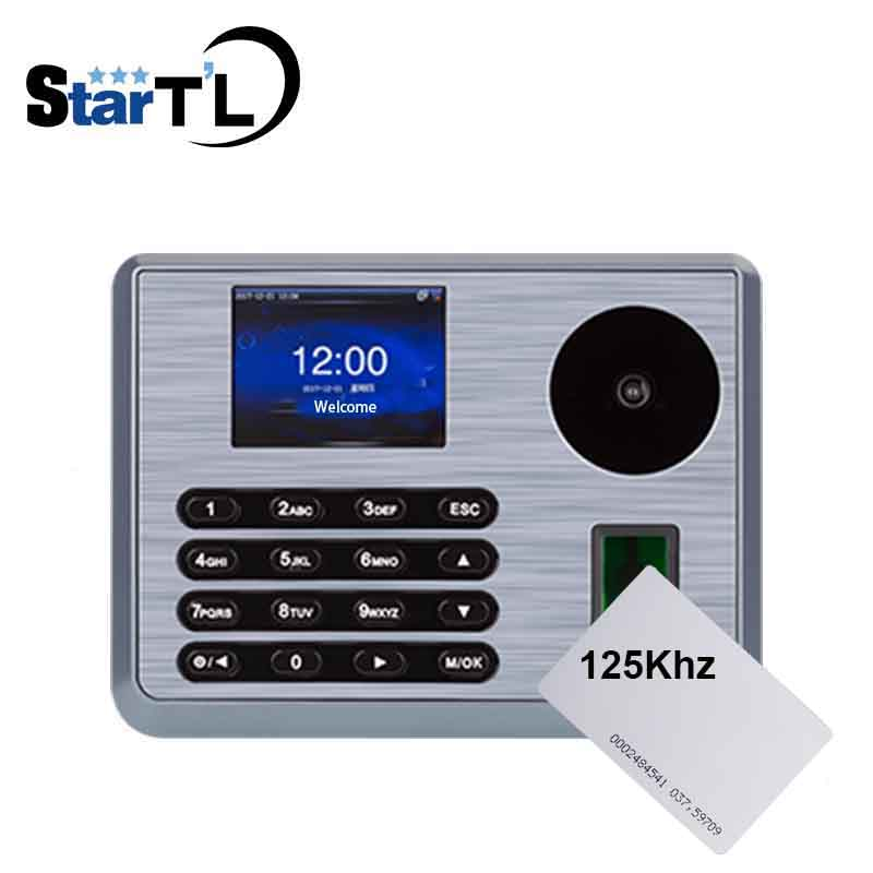 Free SoftwarePalm Time Attendance Employee Biometric Electronic Attendance With New BioID Fingerprint Reader Time Recorder