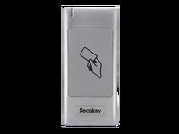 S6 RX Recentes 125 KHz Ou 13.56 MHz Contactless Porta de Controle de Acesso Leitor de Cartão Rfid Com Wiegand 26 ~ 37 protocolo|Kits de controle de acesso| |  -