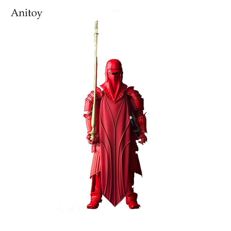 Star Wars Red Royal Guard 1/8 scale painted Variant Red Royal Guard Doll PVC Action Figure Collectible Model Toy 17cm KT3255 crazy toys variant 1 6 scale painted figure x men real clothes ver variable doll pvc action figures collectible model toy 30cm