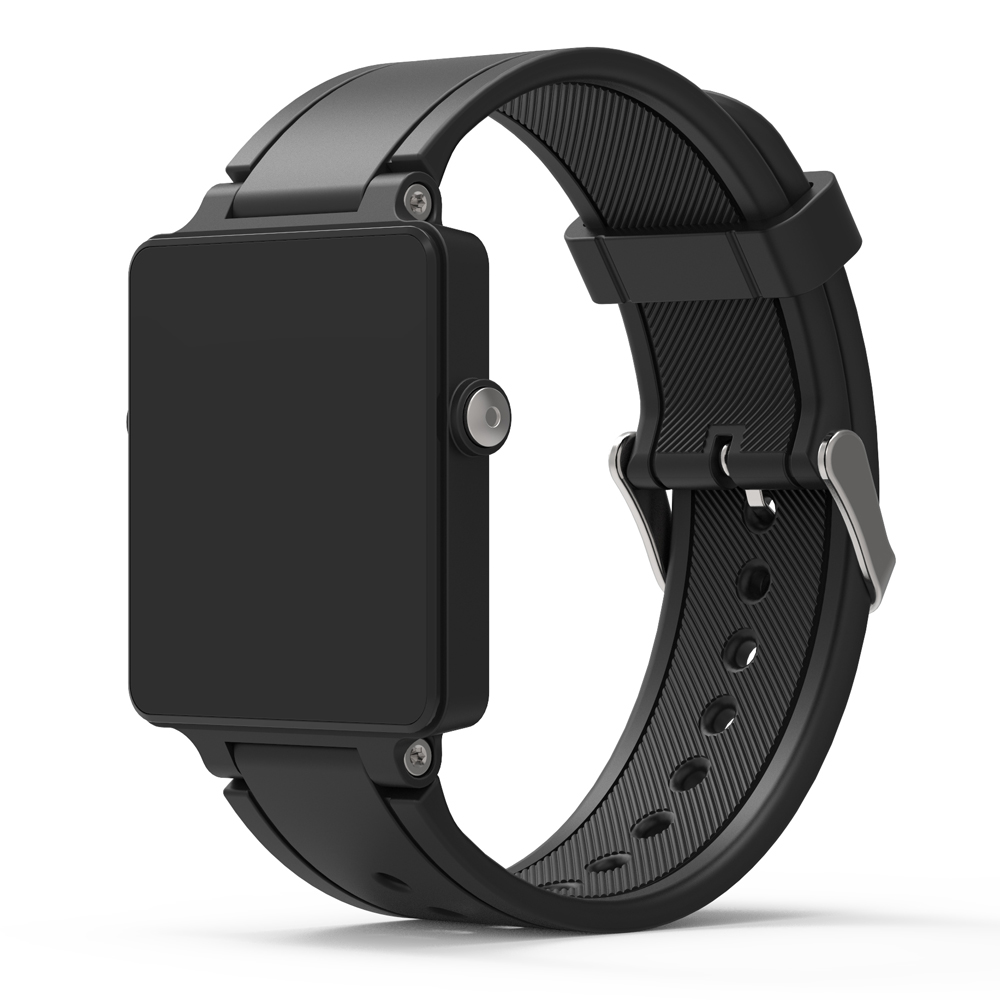 Image 3 - ZENHEO Watch Band New Fashion Sports Silicone Bracelet Strap Band For Garmin Vivoactive Acetate Smart WatchBand Accessories 2018-in Smart Accessories from Consumer Electronics