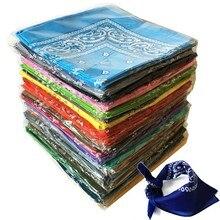 Головные шарфы для женщин, стильный квадратный шарф, много цветов, кешью, цветок, большое полотенце, полиэстер, шарф с принтом, бандана, хиджаб, шарф