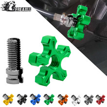Universal Motorcycle CNC Aluminum brakes Clutch Cable Wire Adjuster For YAMAHA YZF R1/R6 YZF-R6 YZF-R1M YZF-R1S YZF600R  450F