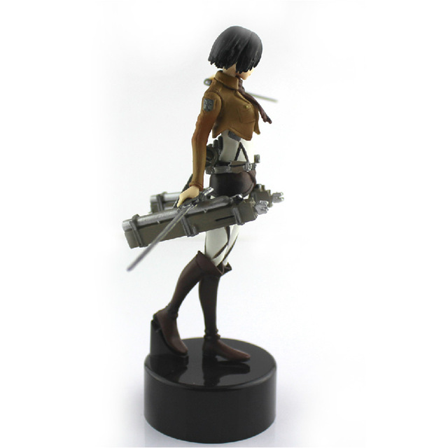 Attack On Titan Action Figure Trendy