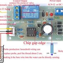 Контроллер уровня жидкости сенсор модуль обнаружения уровня воды датчик низкого давления