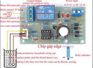 Image 1 - السائل وحدة تحكم في المستوى وحدة استشعار مستوى المياه جهاز استكشاف الضغط المنخفض