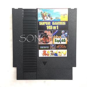 Image 1 - En 143 in 1 Oyun Kartuşu Kart 72 Pin 8 Bit video oyunu Konsolu Retro Kart oyun Earthbound Fantezi 1 2 3 tasarrufu