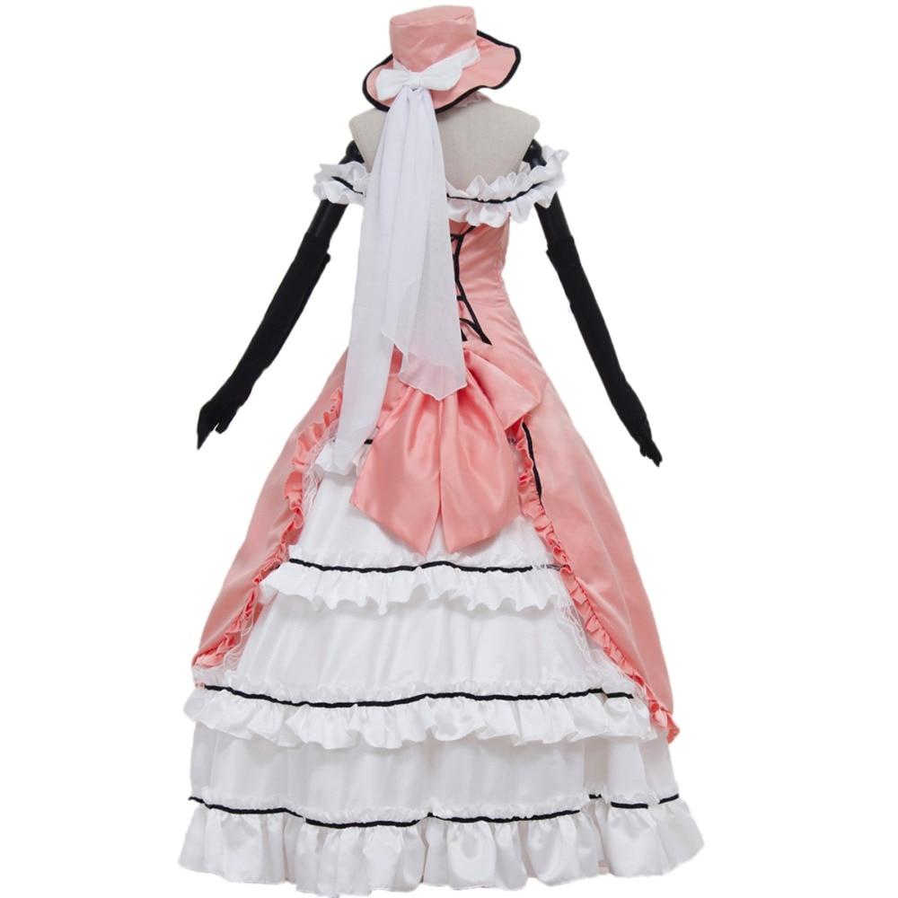 Black Butler costume ciel Phantomhive Cosplay Costumes ciel dress ...