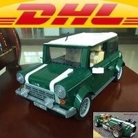 Yile 002 Minii Cooper Building Blocks Model Building Kits Blocks Compatible Legoe 10242 Lepins 21002 Christmas
