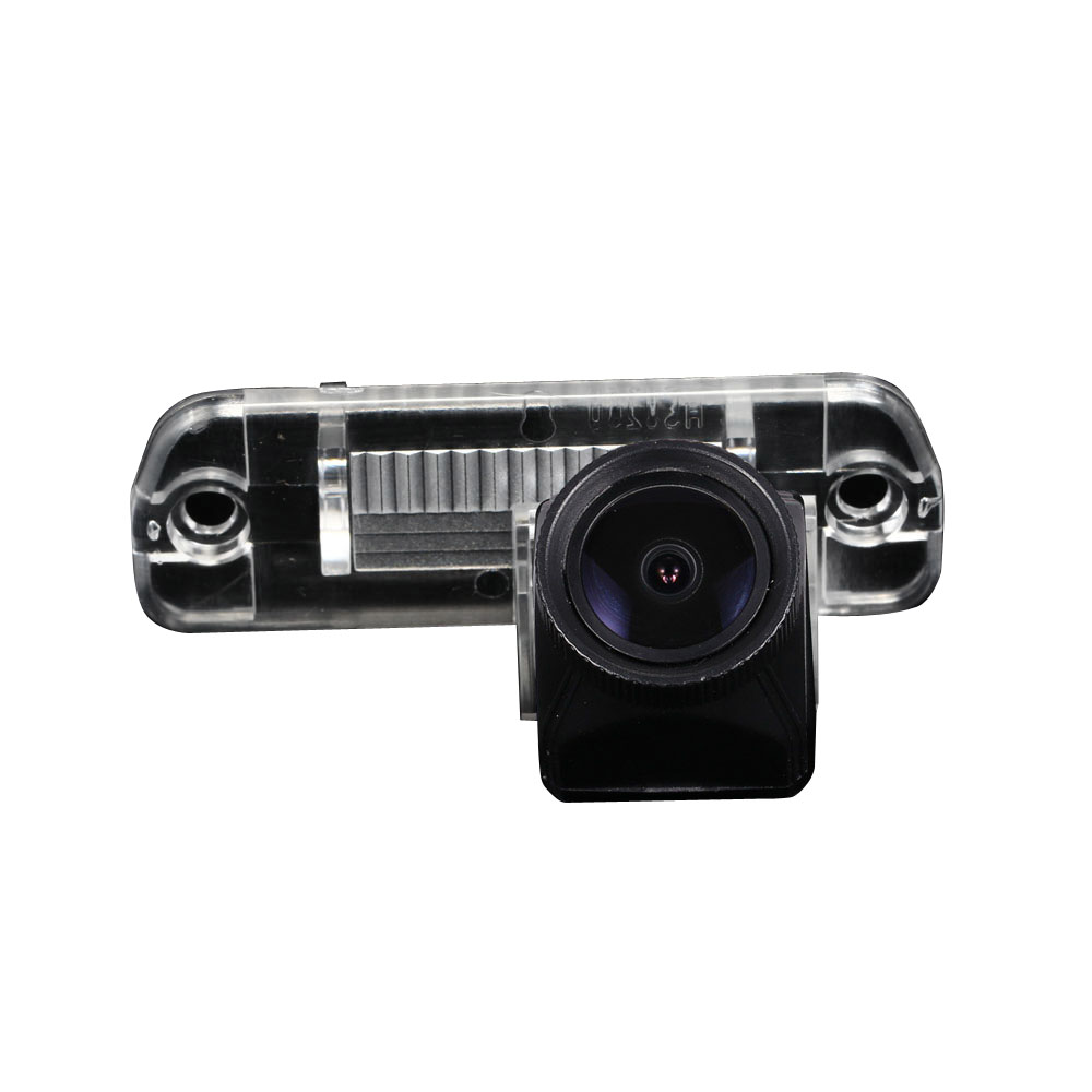 HD CCD 1000 TV lines 20mm lens parking backup rear view car camera for Mercedes Benz R <font><b>ML</b></font> GL class R300 <font><b>350</b></font> 500 ML350 <font><b>W164</b></font> GL450 image