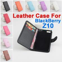 Litchi для blackberry Z10 чехол, Хорошее качество Новый кожаный чехол + жесткий чехол для blackberry Z10 корпус мобильного телефона в наличии