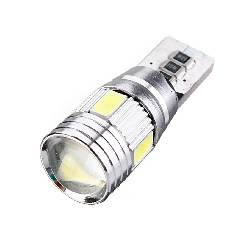 Car Styling Car Auto LED T10 194 W5W Canbus 10 SMD 5630 LED Light Bulb No Error LED Light Parking T10 LED Car Side Light