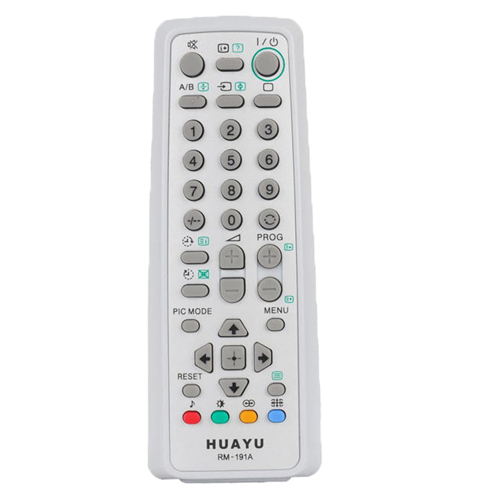 US $15 0 |RM 191A Remote Control for Sony TV By HUAYU Factory-in Remote  Controls from Consumer Electronics on Aliexpress com | Alibaba Group