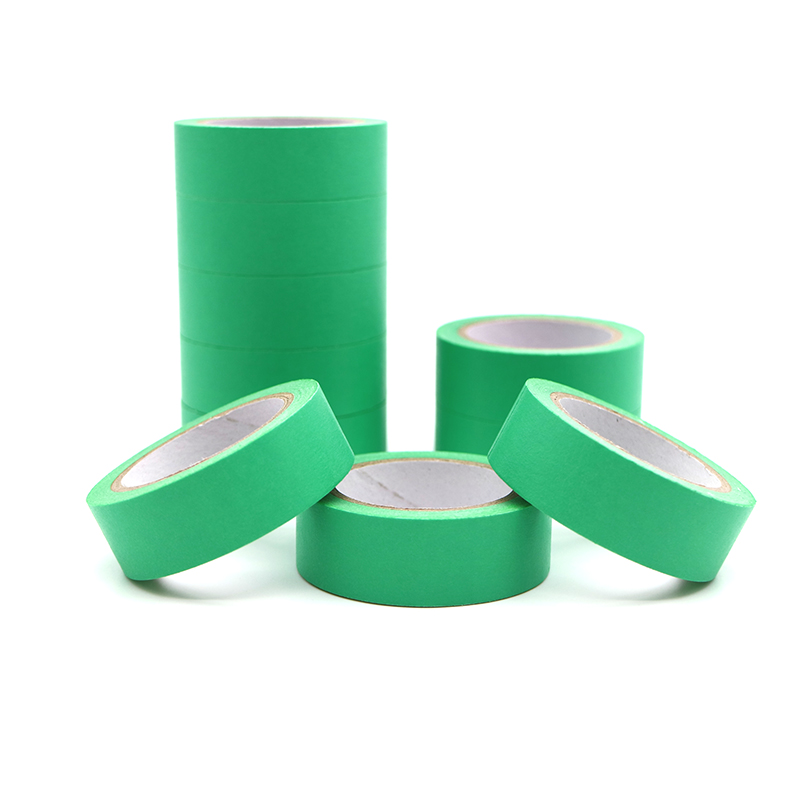 10m*15mm Refreshing Kawaii Candy Mint Green Color Washi Tape Masking Tape Decorative Scrapbooking DIY Office Adhesive Tape 1 PCS