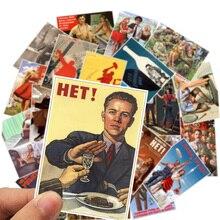 25 шт. смешанный Сталин СССР CCCP плакат стикер s для DIY ноутбука багаж Холодильник Дверь Декор водонепроницаемый игрушка стикер
