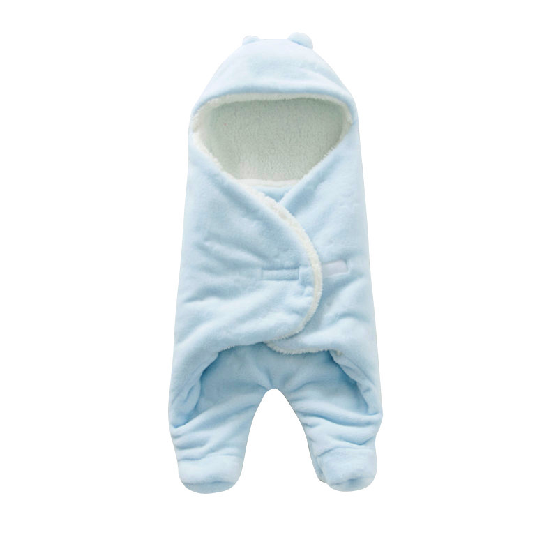 Newborn Baby Sleeping Bag Sub Leg Type Girl Baby Spring