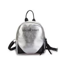 Fashion Design Mini Woman Backpack High Quality Youth PU Backpacks for Teenage Girls Female School Shoulder Bag mochila