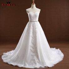 QUEEN BRIDAL Elegant Wedding Dresses A-line Sweetheart