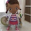 Original Doc. Mcstuffins peluches de felpa, 32 cm = 12.6 inch Doc McStuffins Dottie chica de peluche para Los Niños y Kids & baby gift