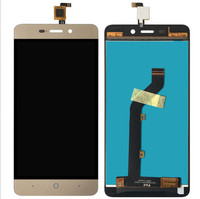 1PCS For Grade AAA 5 Inch High Screen For ZTE Blade X3 D2 A452 LCD Display