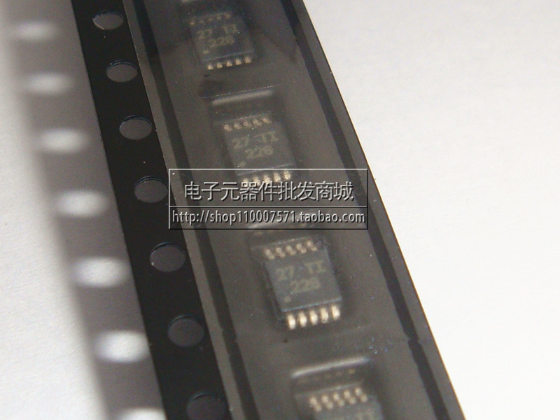 IC INA226AIDGSR INA226A INA226 Original authentic and new Free Shipping IC  цены онлайн