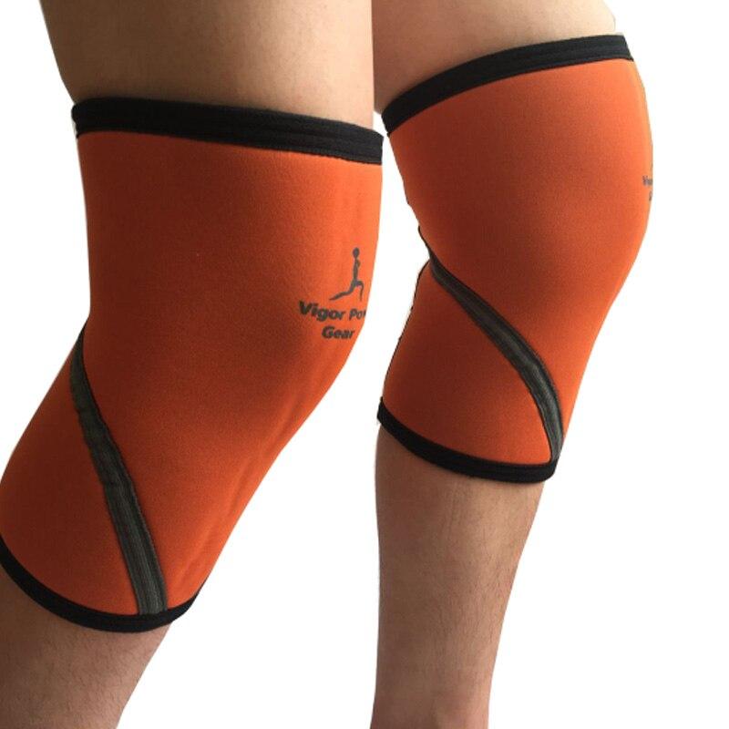 vpg-wl1402 Black Rose 5mm knee sleeve for weightlifting, crossfit, powerlifting, bodybuilding, gymnastics - men & women виброплита vektor vpg 70c gx160 2002