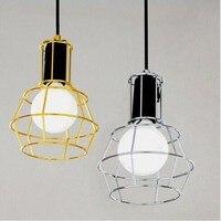 Italiano individualidade criativa stayguy E27 Edison luminária 40-60 w