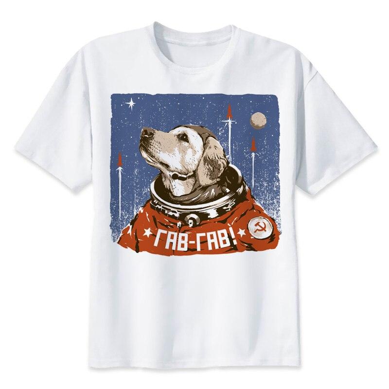 URSS CCCP camiseta hombres la Unión Soviética Rusia espacio camiseta hombres manga corta Hombre Camiseta cómoda top camisetas