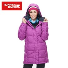 RUNNING RIVER Ski Jacket New Arrival Women Ski Suit Warm Skiing Snow Jacket Hot Sale High Quality Women Ski Jackets #L4975(China)