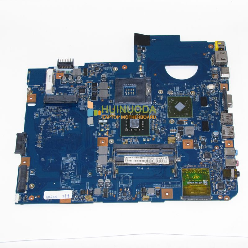 NOKOTION Mainboard For acer aspire 5738 Laptop motherboard DDR2 ATI HD4500 video card MBPKE01001 MB.PKE01.001 48.4CG07.011