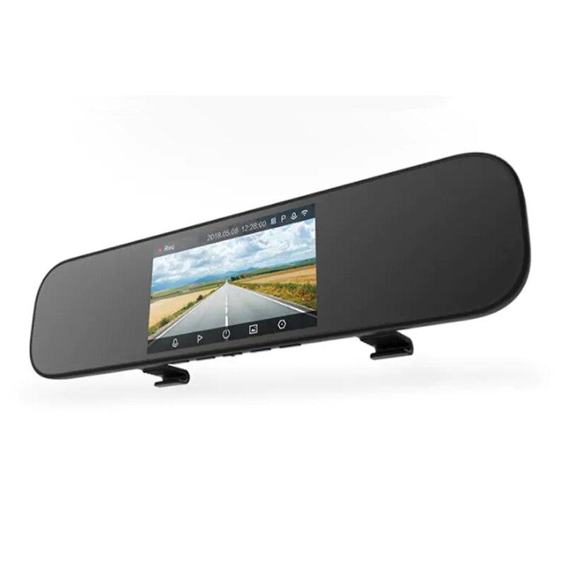 Xiaomi Mijia 5 Inch IPS Screen Smart Rearview Mirror Car DVR 32G 64G IMX323 Image Sensor Driving Recorder for Car 1080P Recorder цена