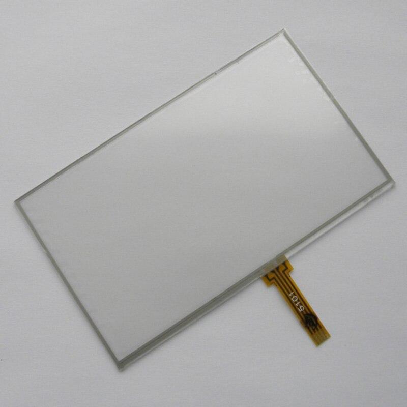 "5,0 ""4 Draht Resistiven Touchscreen Panel Digitizer Für Texet Tn-701bt"