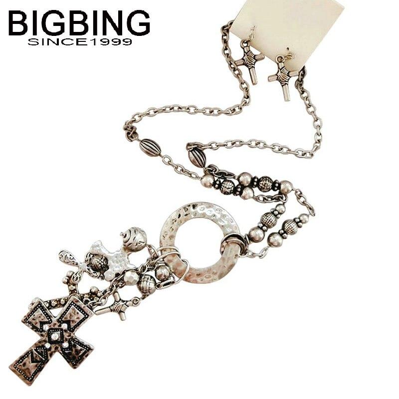 M062 BIGBING Jewelry Retro...