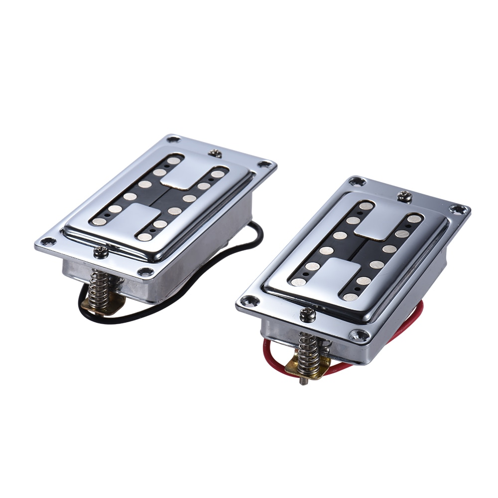 High quality Double Coil Guitar Sealed Humbucker Pickups Pick ups for LP Electric Guitars with Mounting Screws (Pack of 2pcs)