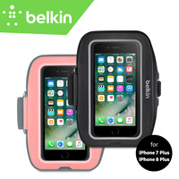 New Belkin Original Sport Fit Plus Armband For IPhone 8 7 Plus 5 5 With Key