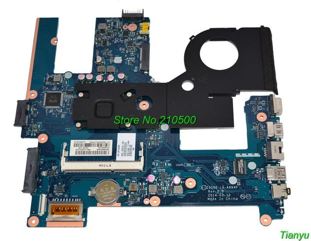 For Hp  Uma Cel N  Laptop Motherboardall Functions Good