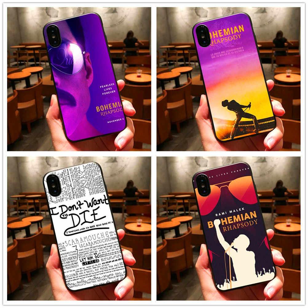 coque bohemian rhapsody iphone 8