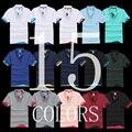 Nuevo verano 2017 de la manera simple pure camisa de polo de los hombres de la venta caliente 100% de algodón de manga corta ropa pareja plus size xs-xxxl