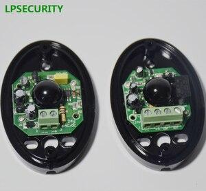 Image 3 - Lpsecurity 10 sets 방수 15 m 활성 광전 단일 빔 적외선 센서 배리어 감지기 게이트 도어 창