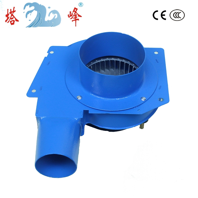 80w small powerful high pressure hot gas exhaust soot suction centrifugal blower ventilation extractor fan DC 24V ebmpapst ventilation fan r2e225 bd92 09 centrifugal ventilation fan drum fan