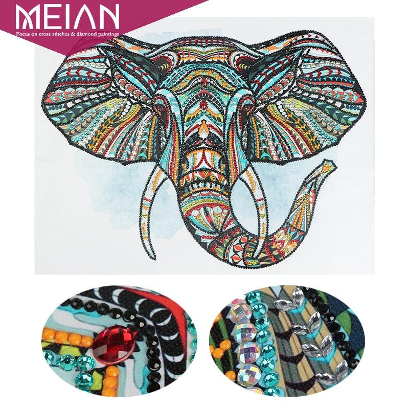 Meian, Specail en forma de pintura del diamante