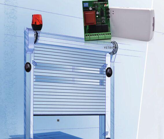 Gate opener&Turbular motor rolling shutter receiver 845-220VAC wireless receiver module 10pcs/lot hot selling garage door gate opener control board receiver 220v ac 2 channels receiver module 10pcs lot